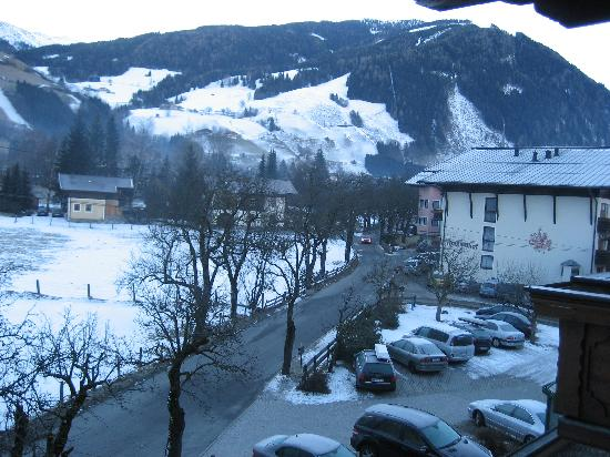 Alpina Hotel: View from our Bedroom