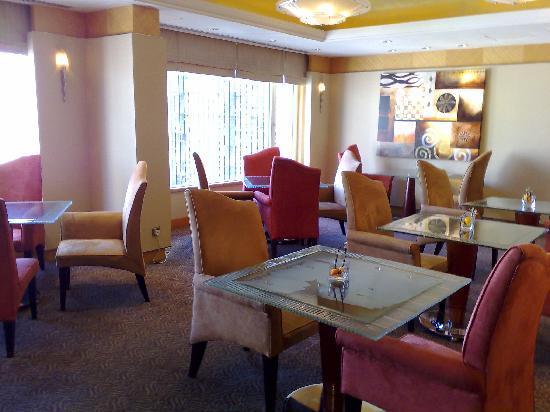 Shangri-La Hotel Kuala Lumpur : sitting area in horizon club
