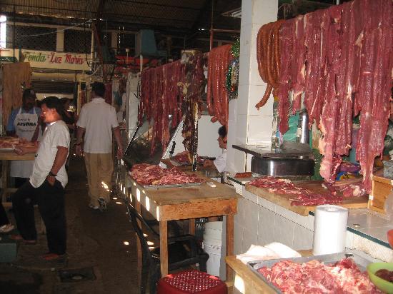 Petatlan - mercado