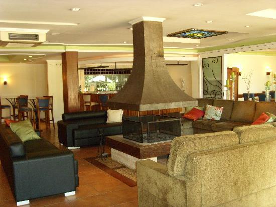 Boutique Hotel Varanda das Bromelias : Lounge
