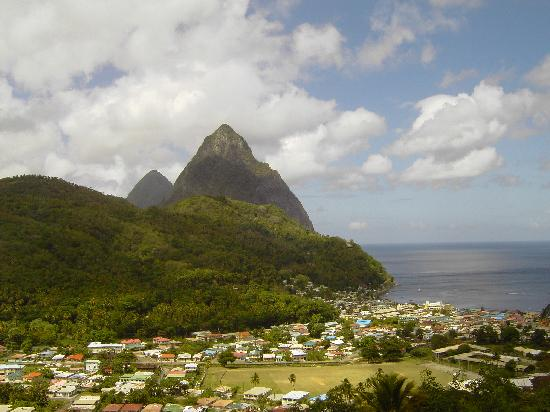 Hotels In St Lucia Near Pitons