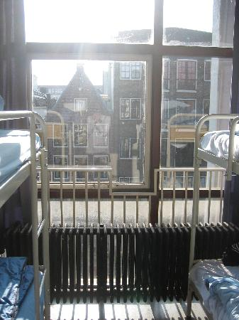 Stayokay Hostel Amsterdam Stadsdoelen: bed set up
