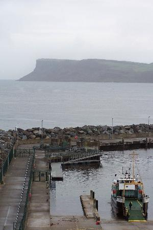 View from Pier in Ballycastle