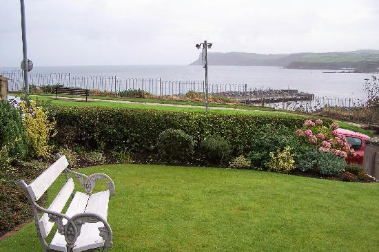 Ballycastle, UK: View from Ardaghmore front yard