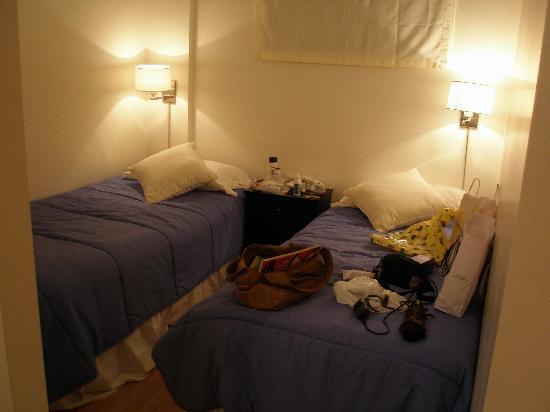 Laprida Suites: habitacion
