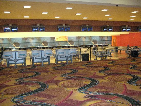 South Point Casino Game Room