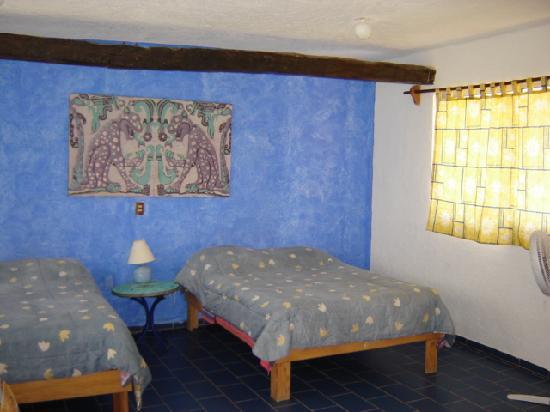 Amar Inn B&B: The Blue room at Amar Inn