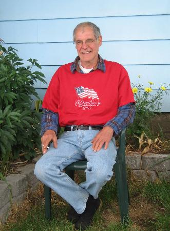 Wrangell Extended Stay : Your host, Ron