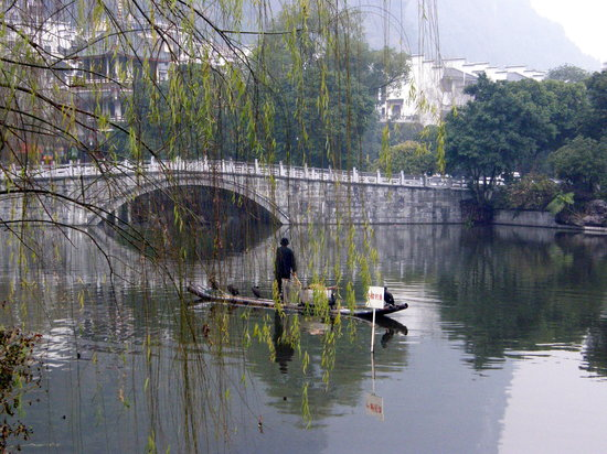 Yangshuo County, China: beautiful Yangshuo