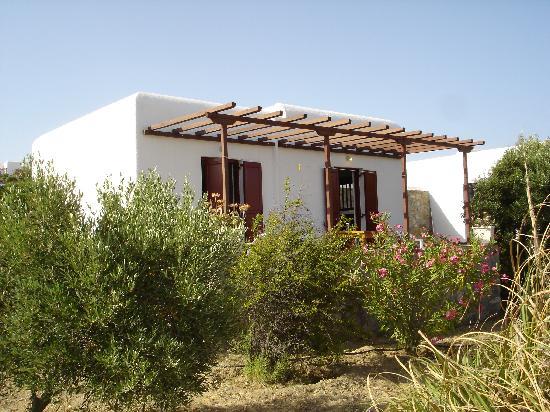 Aegean Pearl: Lower level apartment