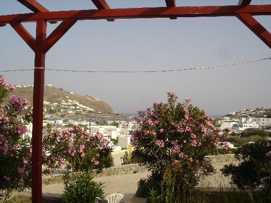 Aegean Pearl: View from room 2