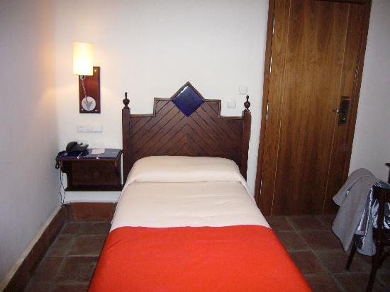 Casa Palacio Pilar del Toro Hotel: Chambre 201 single
