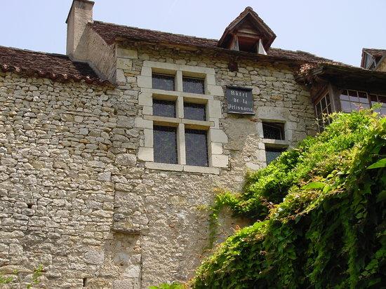 Saint-Cirq-Lapopie, France: Hotel de la Pelissaria