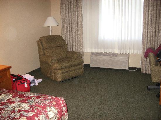 Ramada Olympia: View of the room