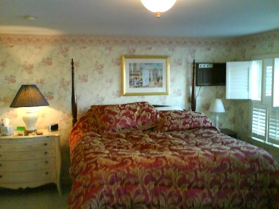 Bouchard Inn: Rose Room