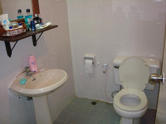 Bathroom Floor Jali