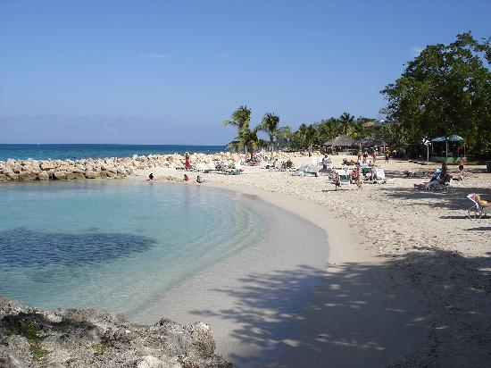 Beach At Point Village Resort Picture Of Negril