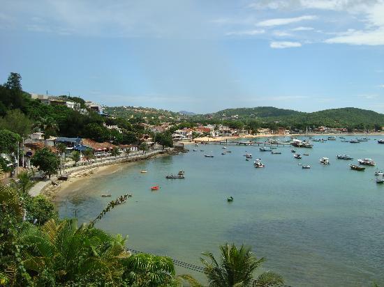 Vila D'este: view from hotel bar