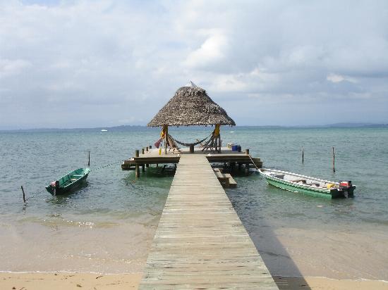 Al Natural Resort : the dock at Al Natural