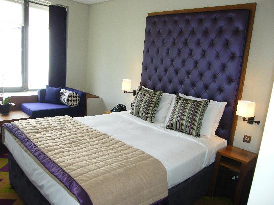 Fitzwilliam Hotel Dublin: Room 512