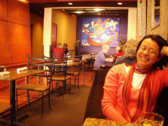Gold Street Caffe: Satisfying dining!