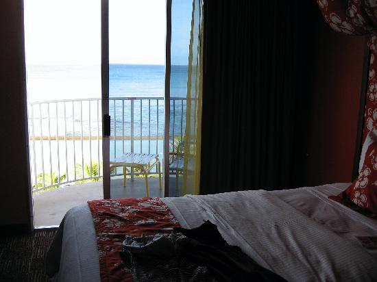 Waikiki Resort Hotel : the room