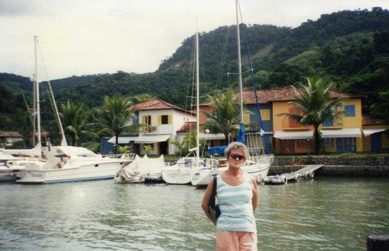 Portogalo Suite Hotel: Marina del Hotel Portogalo - ANGRA DOS REIS