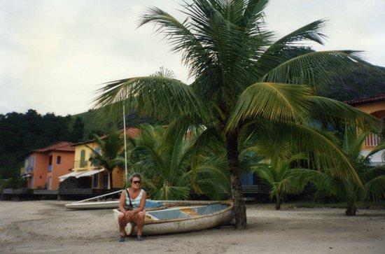 Portogalo Suite Hotel: Country sobre la playa del Hotel Portogalo - ANGRA DOS REIS