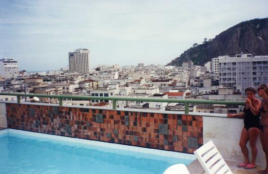 Benidorm Palace Hotel: Piscina Hotel Benidorm Palace  - RIO JANEIRO