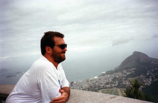 بينيدورم بالاس هوتل: Vista desde Corcovado  - RIO JANEIRO