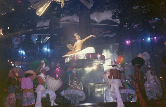 Benidorm Palace Hotel: Show noctuno Scala  - RIO JANEIRO