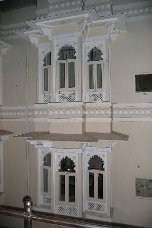 Pratap Bhawan: Exterior from Masala