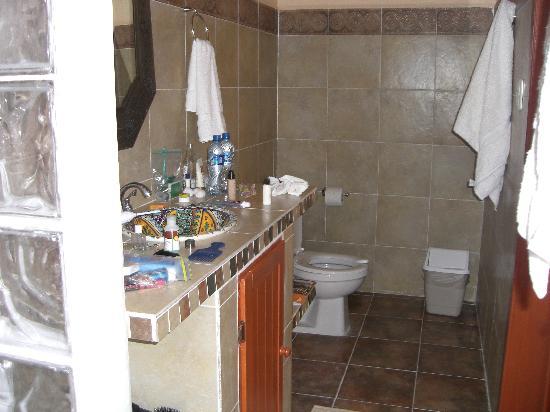 Casa Hamaca Guesthouse: Bathroom