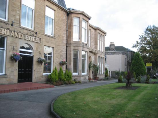 The Northumberland Hotel: Outside