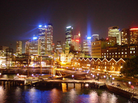 Sydney, Australia: Downtown from the Rocks