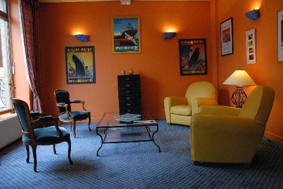 Hotel Carmin : LE PETIT SALON