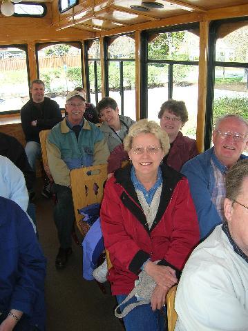 Annapolis trolley tour