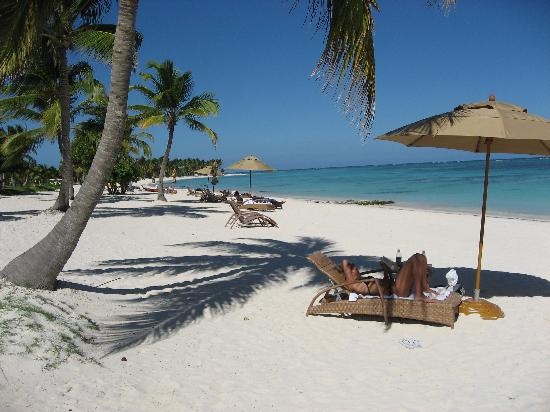 Tortuga Bay, Puntacana Resort & Club: Beach-Very Private