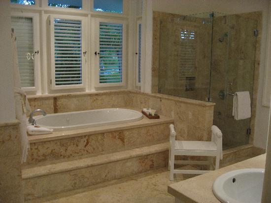 Tortuga Bay, Puntacana Resort & Club: Bathroom