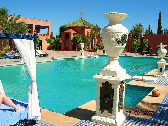 L Mansion Marrakech: L Mansion Pool