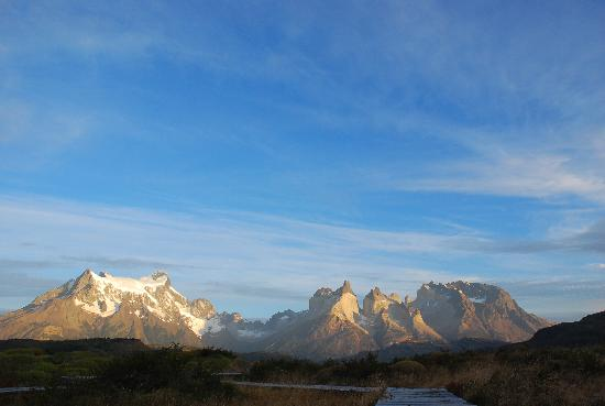 explora Patagonia - All Inclusive : View From Our Suite