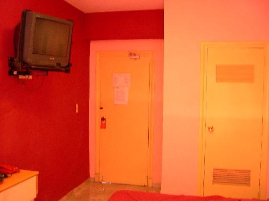 Sercotel Lido: Our room