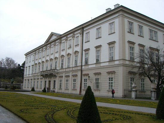 Schloss Mirabell und Gärten