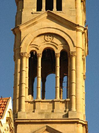 Nicosia, Cyprus: Old Town, church