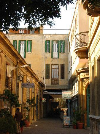 Nicosia, Cyprus: Old town streets 1