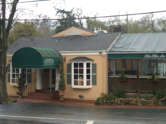 Glen Ellen Inn: Glen Ellen Restaurant