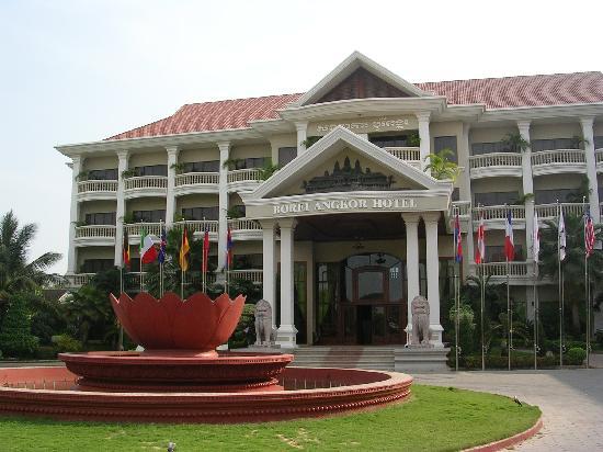 Borei Angkor Resort & Spa: Borei Angkor Hotel