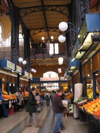 central market hall central market foodhall budapest