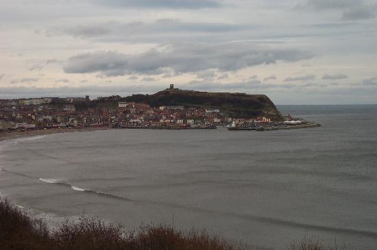 Mansion House Scarborough: Room Window View
