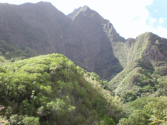 Iao Valley State Monument: Views